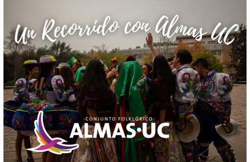 [Online] Un recorrido por las danzas tradicionales de Chile por Almas UC